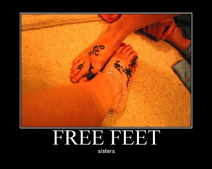 freefeet